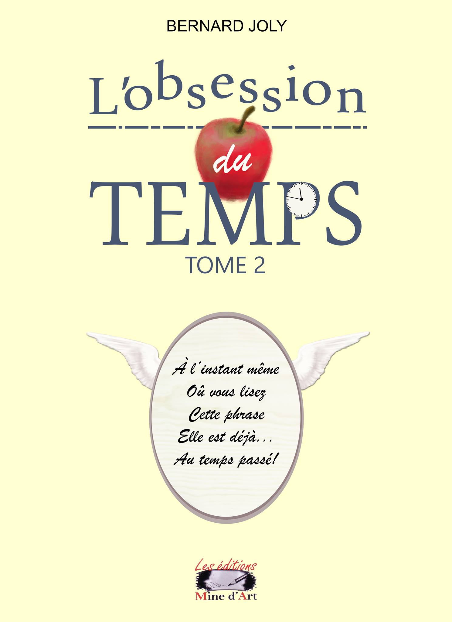 L\'obsession du temps (tome 2)